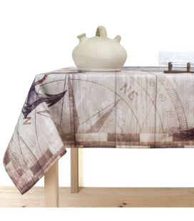 TABLECLOTH - BLAU 106