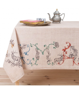 TABLECLOTH - JOULU 107
