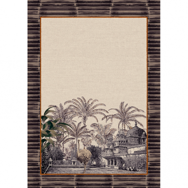 TEA TOWEL (SET DE 3) - OKAPI  106