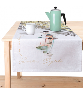 TABLE RUNNER - GIARDINI 204