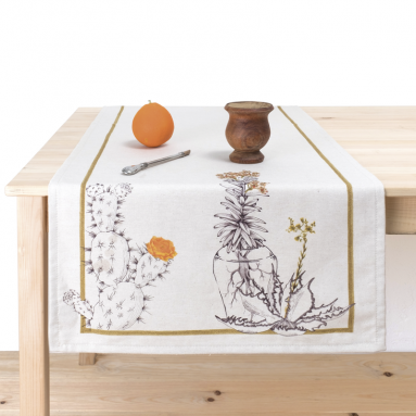 TABLE RUNNER- CACTO 106