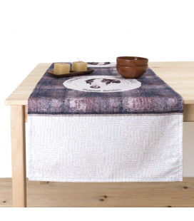 TABLE RUNNER - LEURIERO 106