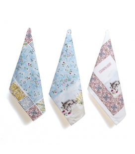 TEA TOWEL (PACK 3) - SUMMER 307
